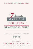 The 7 Minute Marriage Devotional Bible