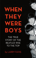 When They Were Boys-book cover