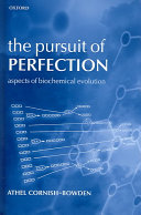 The Pursuit Of Perfection book