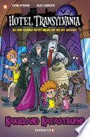 Hotel Transylvania Graphic Novel Vol  1     Kakieland Katastrophe