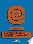 Clasificaci  n mexicana de actividades y productos  CMAP   Cat  logo de productos  Subsector 96  Servicios de reparaci  n y mantenimiento  Censos Econ  micos 1994