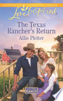 The Texas Rancher's Return Home For One Reason To Keep Blue Thorn