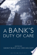A Bank s Duty of Care
