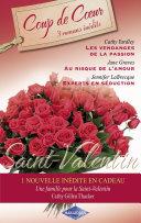 Saint Valentin  Harlequin Roman Coup de Coeur