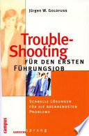 Trouble-Shooting für den ersten Führungsjob