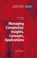 Managing Complexity  Insights  Concepts  Applications