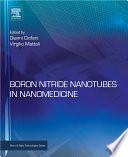 Boron Nitride Nanotubes in Nanomedicine