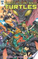 Teenage Mutant Ninja Turtles  74