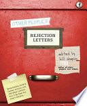 Other People s Rejection Letters