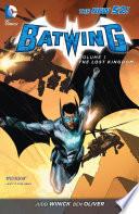 Batwing Vol 1 The Lost Kingdom The New 52
