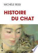 illustration du livre Histoire du chat