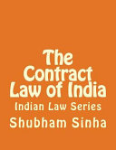 The Contract Law of India