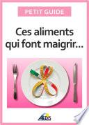illustration Ces aliments qui font maigrir
