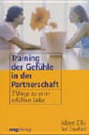 Training der Gef  hle in der Partnerschaft