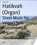 Hatikvah (Organ)