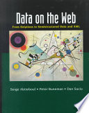 Data On The Web book