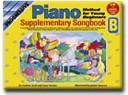 Progressive piano method for young beginners