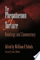 The Phenomenon of Torture