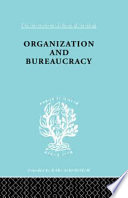 Ebook Organization and Bureaucracy Epub Nicos P. Mouzelis Apps Read Mobile