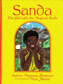 Sanda, the Girl with the Magical Smile Book Cover