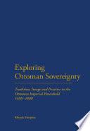 Exploring Ottoman Sovereignty
