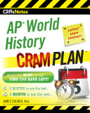Cliffsnotes Ap World History Cram Plan