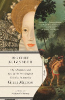 Big Chief Elizabeth Pdf/ePub eBook