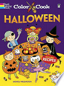 Color   Cook Halloween