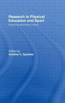 Research in Physical Education and Sport