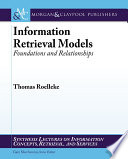 Information Retrieval Models