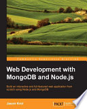 Web Development with MongoDB and Node js