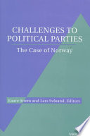 Challenges to Political Parties