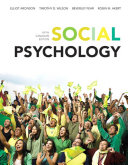 Social Psychology, Fifth Canadian Edition,