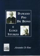 Damaso Pio De Bono e Luigi Sturzo