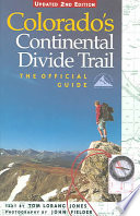 Colorado's Continental Divide Trail Portion Of The Continental Divide