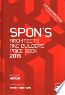 Spon's Architects' and Builders' Price