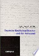 Deutsche Nachkriegsliteratur und der Holocaust