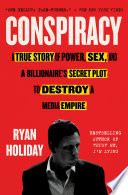 Conspiracy Book Cover