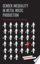 Gender Inequality in Metal Music Production