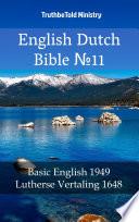 English Dutch Bible No11