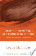 Amnesty  Human Rights and Political Transitions