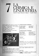 Chimica e l industria
