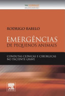 Emergências em Pequenos Animais
