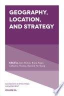 Geography  Location  and Strategy