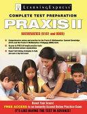 Praxis II  Mathematics  0065 and 5161