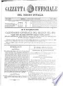 Gazzetta ufficiale della Repubblica italiana  Parte prima