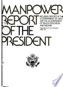 Manpower Report of the President Book PDF