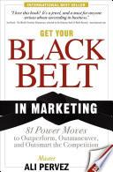 Get Your Black Belt in Marketing