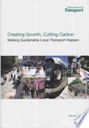 Creating Growth  Cutting Carbon