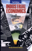 Industrial Economics  An Introductory Text Book